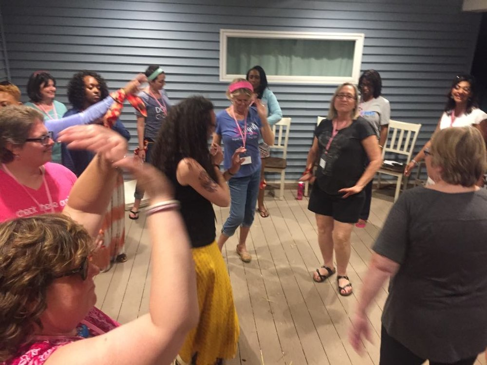 Workshops - Rebecca shares practical, easy-to-apply tools that participants can use immediately to cultivate profound inner healing. Each workshop provides a safe space for reflection, acceptance, and transformation. Click here to learn more.
