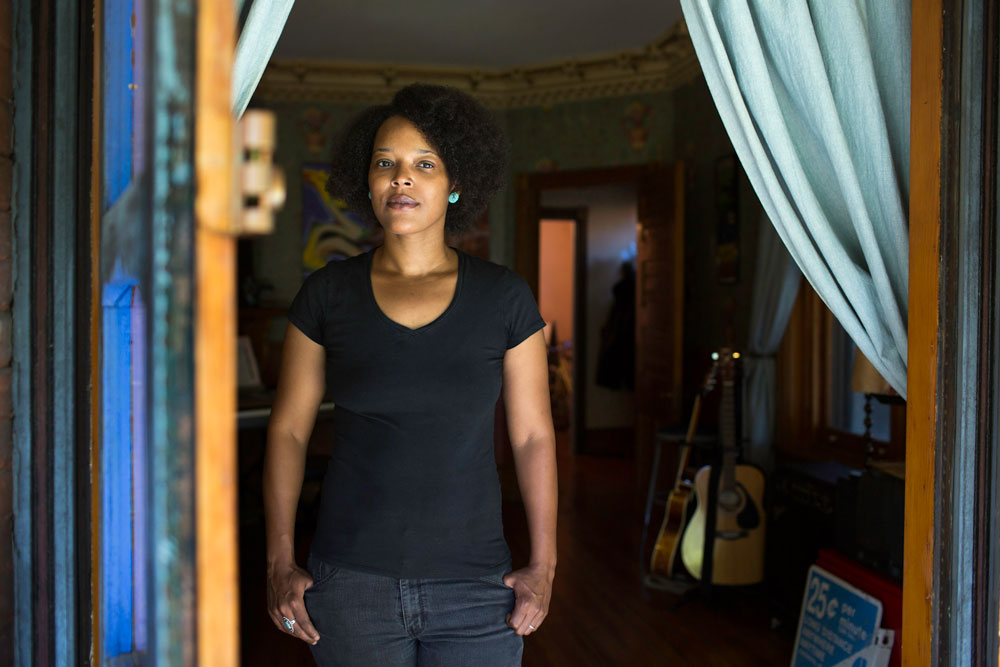 Our final judge,  Yolanda Wisher , is the 2016-17 Poet Laureate of Philadelphia. Wisher has been a force within Philadelphia's literary scene for the past two decades, upholding poetry as a public art.