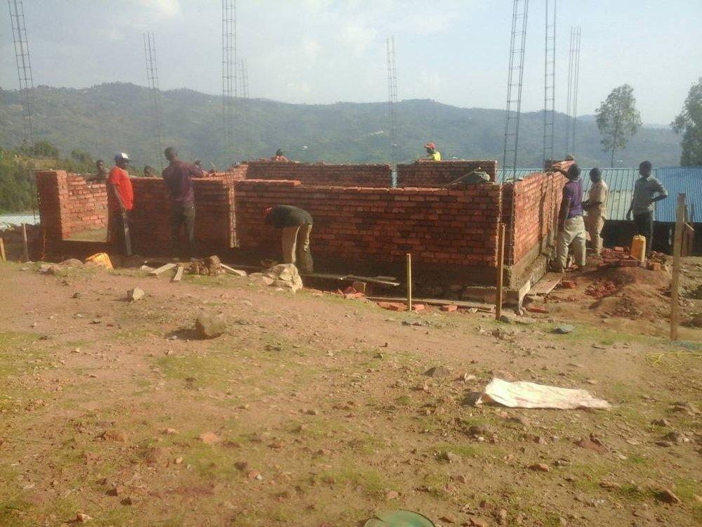 Constructions begins