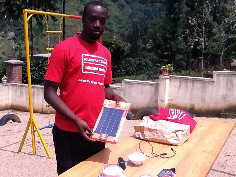 Solar Lights for Teachers