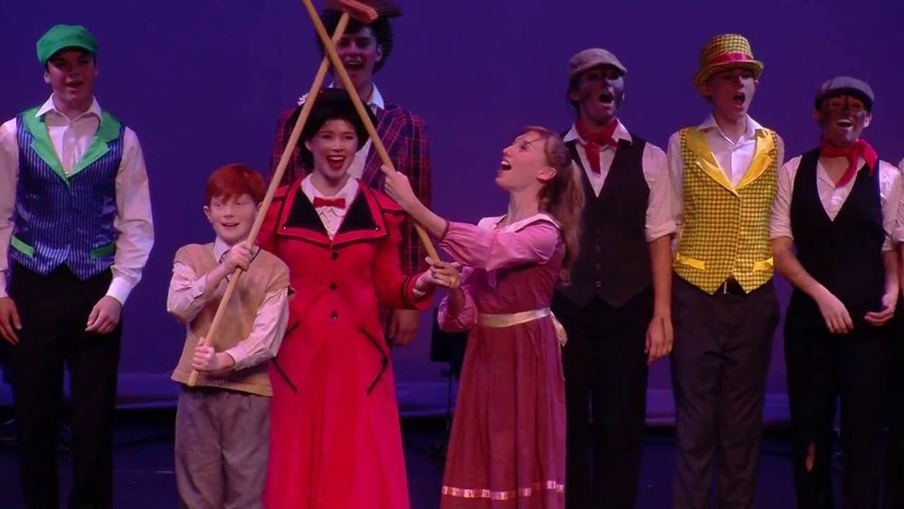 Mary Poppins, Village Christian School (CA)