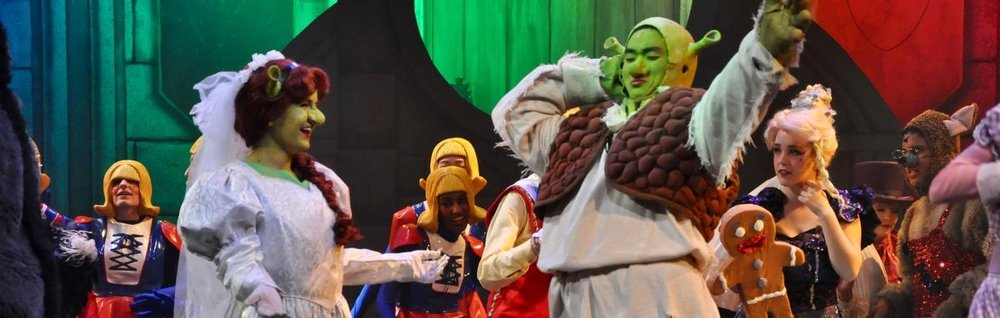 Shrek, Northwood HS (CA)