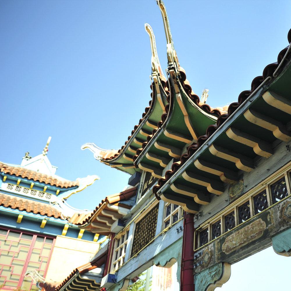 chinatown los angeles decorative gate.jpg