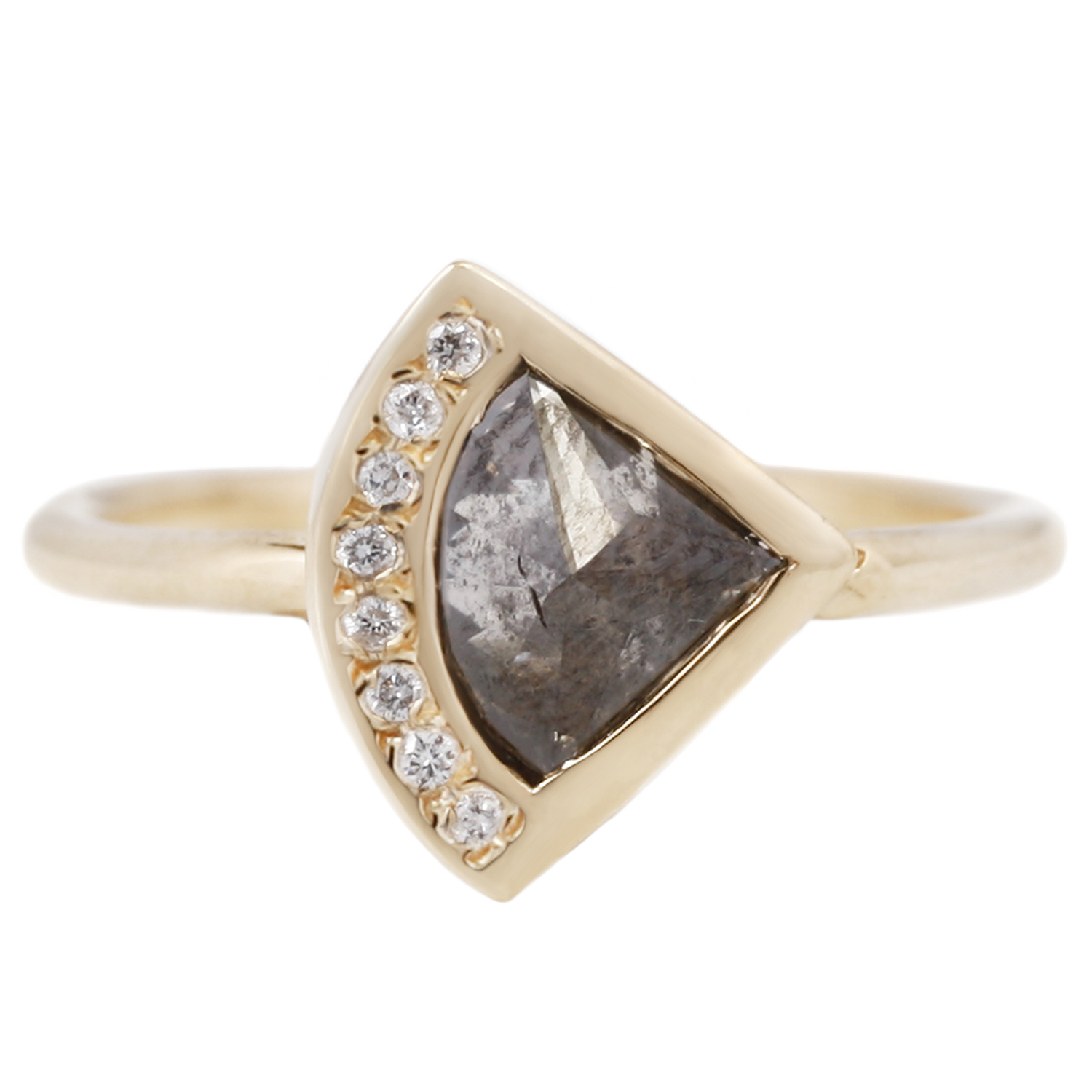slice collection large boudov ring rings diamond asymmetrical