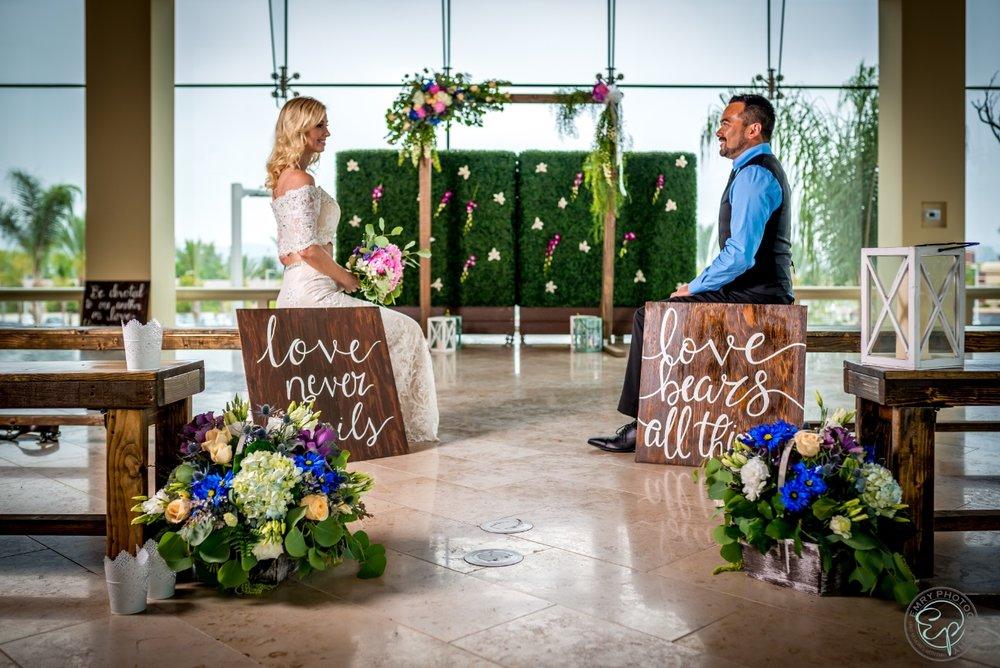 Ceremony & Reception -
