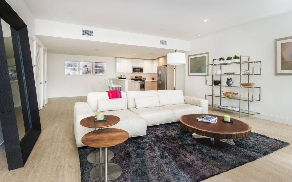 luxury apartments for rent in la
