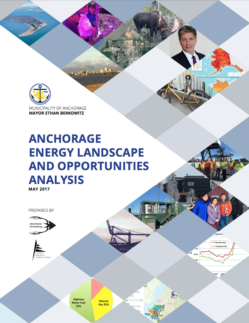 Anchorage Energy Landscape and Opportunity Analysis