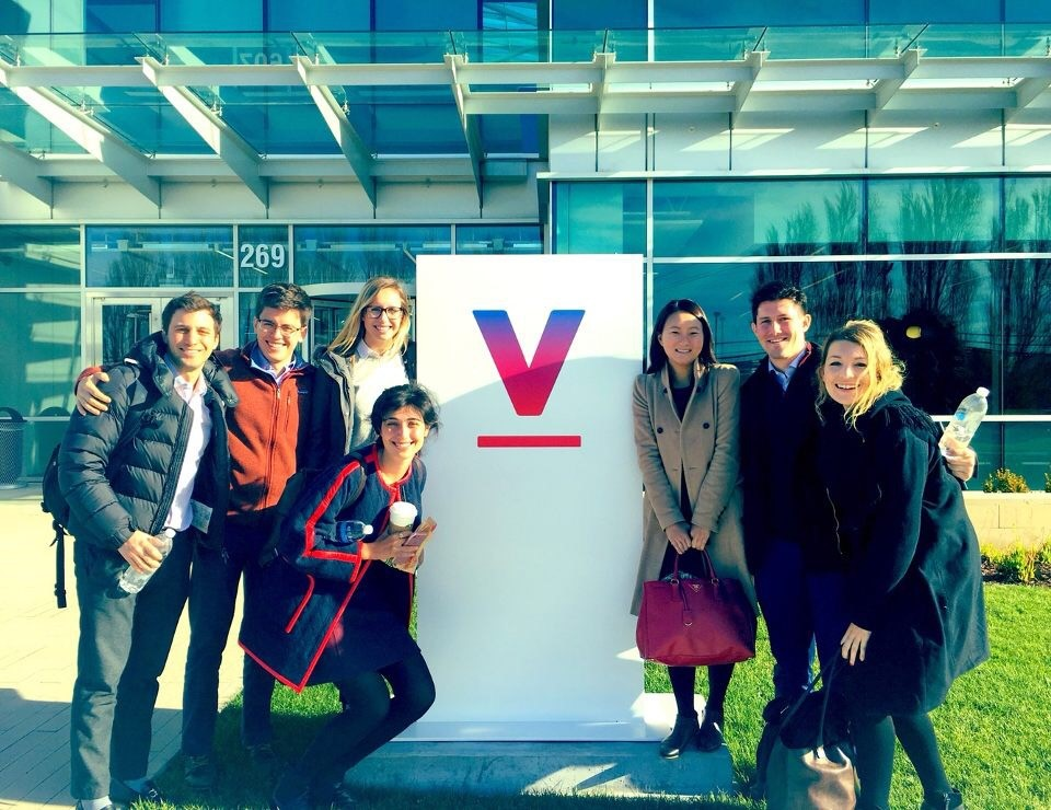2017 West Coast Trek Participants at Verily Life Sciences, an Alphabet Inc. company