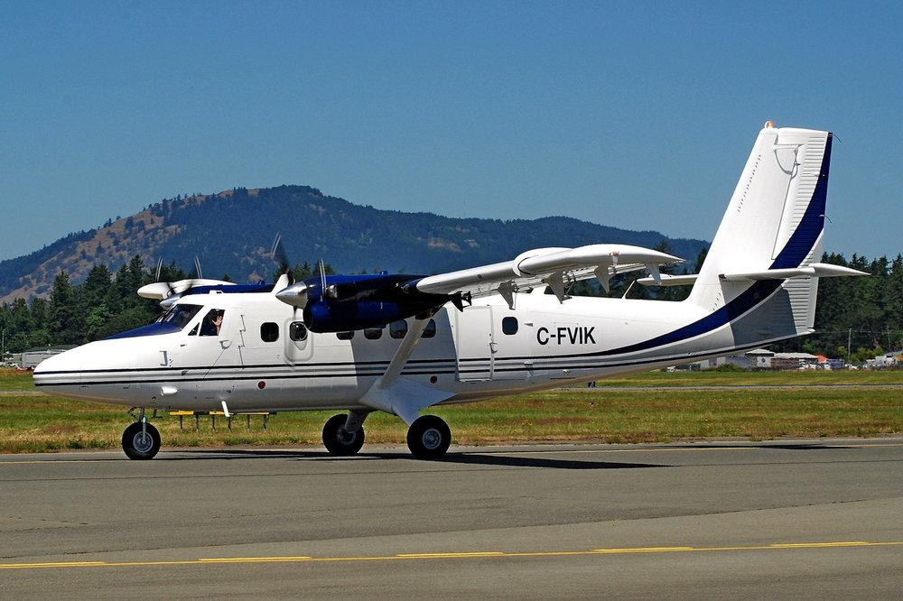 MSN 952 DHC-6-400 C-FVIK Tim Martin Photo at Victoria BC 30-Jun-2017