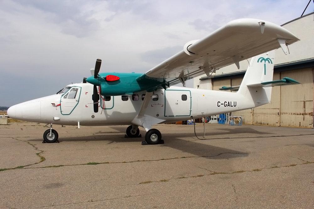 MSN 726 DHC-6-300 C-GALU