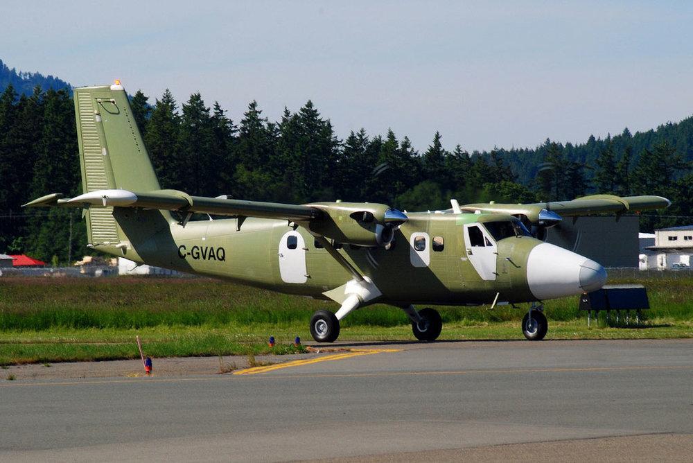 MSN 850 DHC-6-400 C-GVAQ Victoria-Int'l, BC Tim Martin Photo 04-Jun-2011