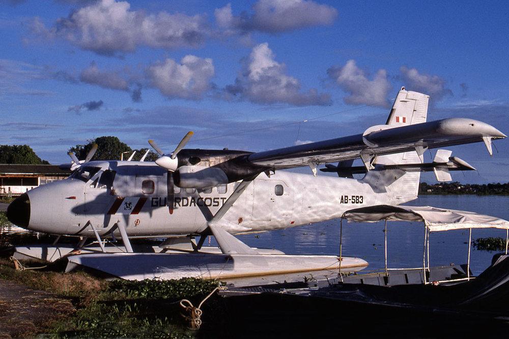 Iquitos, Peru May-1999