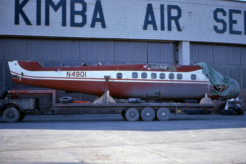 Anthony J. Hickey Photo © Calgary-Int'l, AB Apr-1980