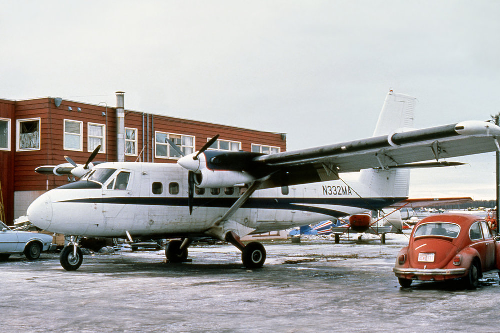 Photographer Unknown © Anchorage, AK 30-Jan-1977