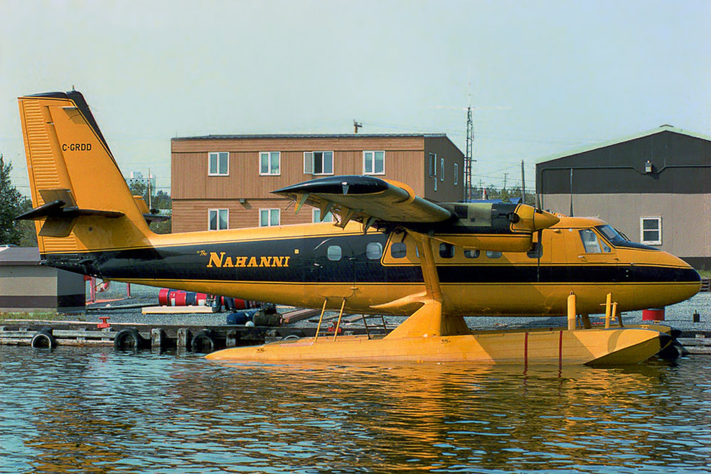 Photographer Unknown © Yellowknife Seaplane Base Jul-1994