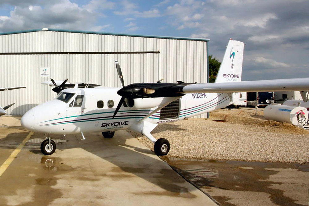 Skydive San Marcos Photo © Fentress, TX