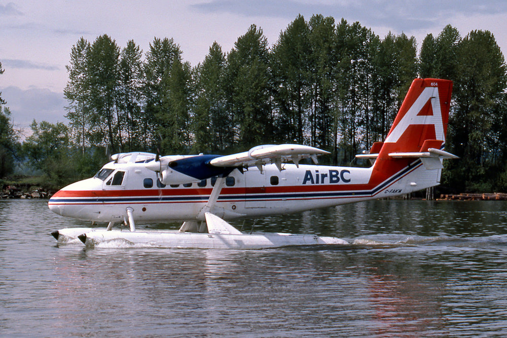 Kenneth I. Swartz/Aeromedia Communications Photo © Abbotsford, BC 01-May-1986