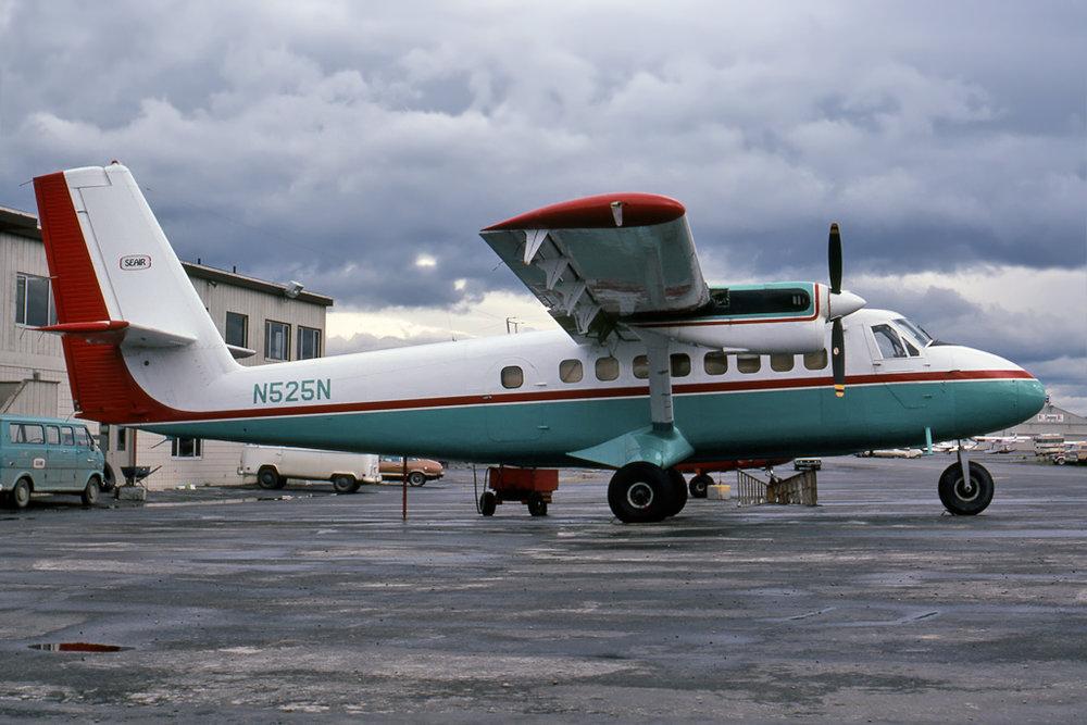 N. Oyama Photo © Anchorage, AK 13-Aug-1979 Kenneth I. Swartz Collection