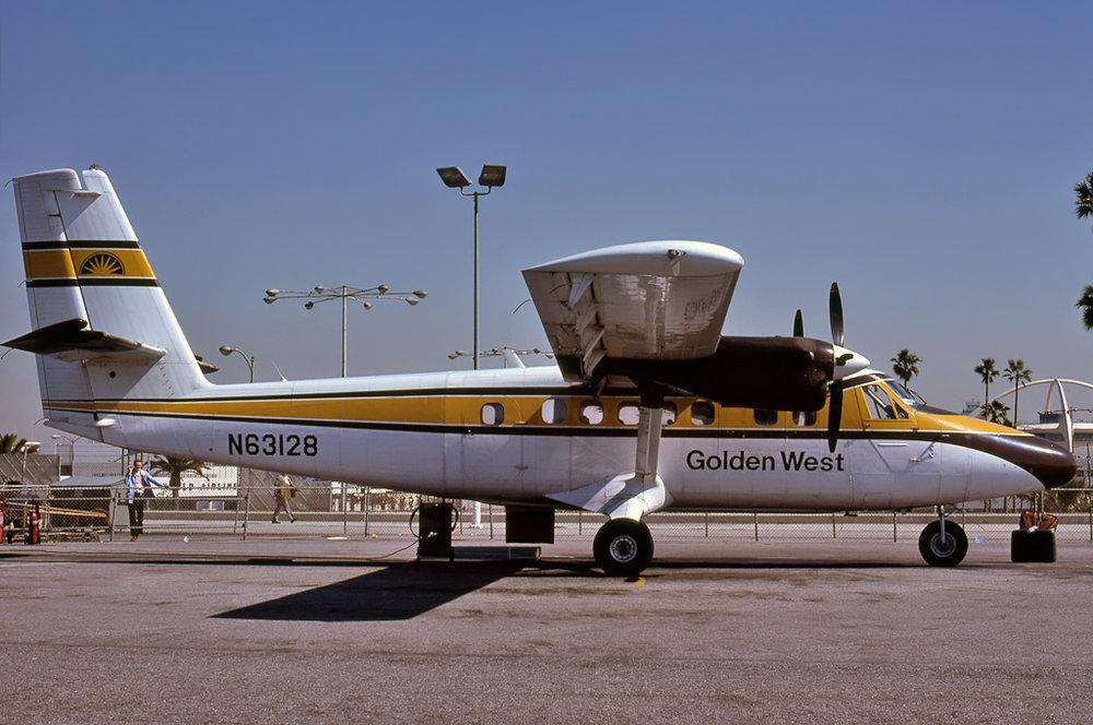 Kenneth I. Swartz/Aeromedia Communications Photo © Los Angeles, CA Feb-1978