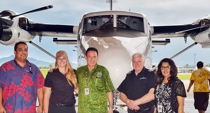 Fiji Airways Photo