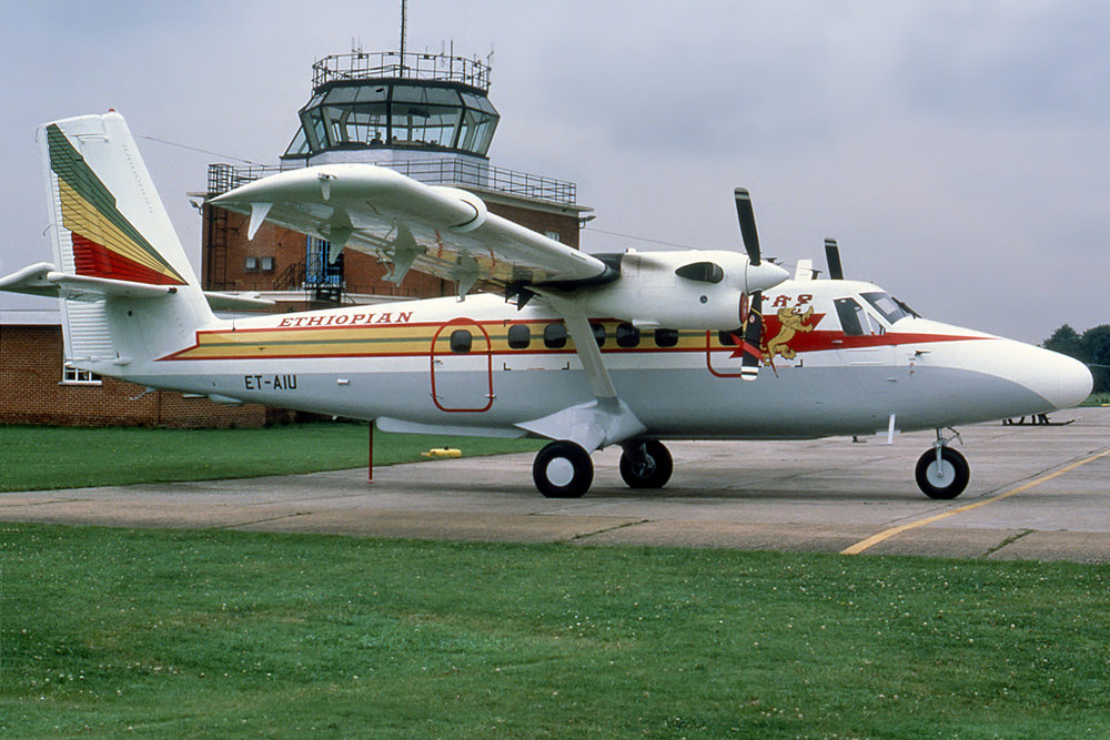 Photographer Unknown © Biggin Hill 30-Jul-1985