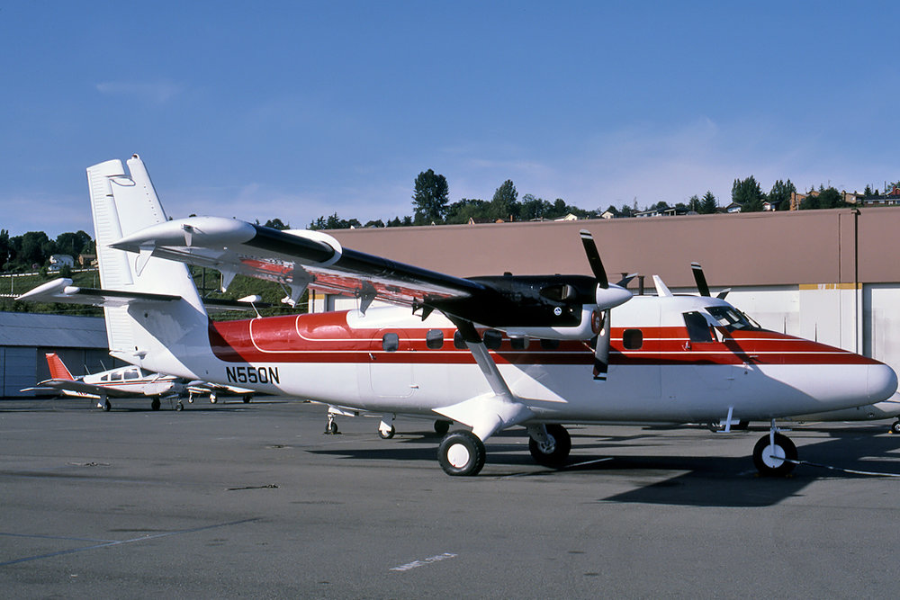 Peter Kirkup Photo © Seattle-Boeing Field, WA 09-Jun-1984