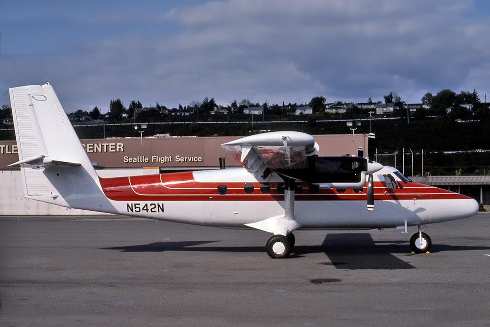 Peter Kirkup Photo © Seattle-Boeing Field, WA 06-May-1984