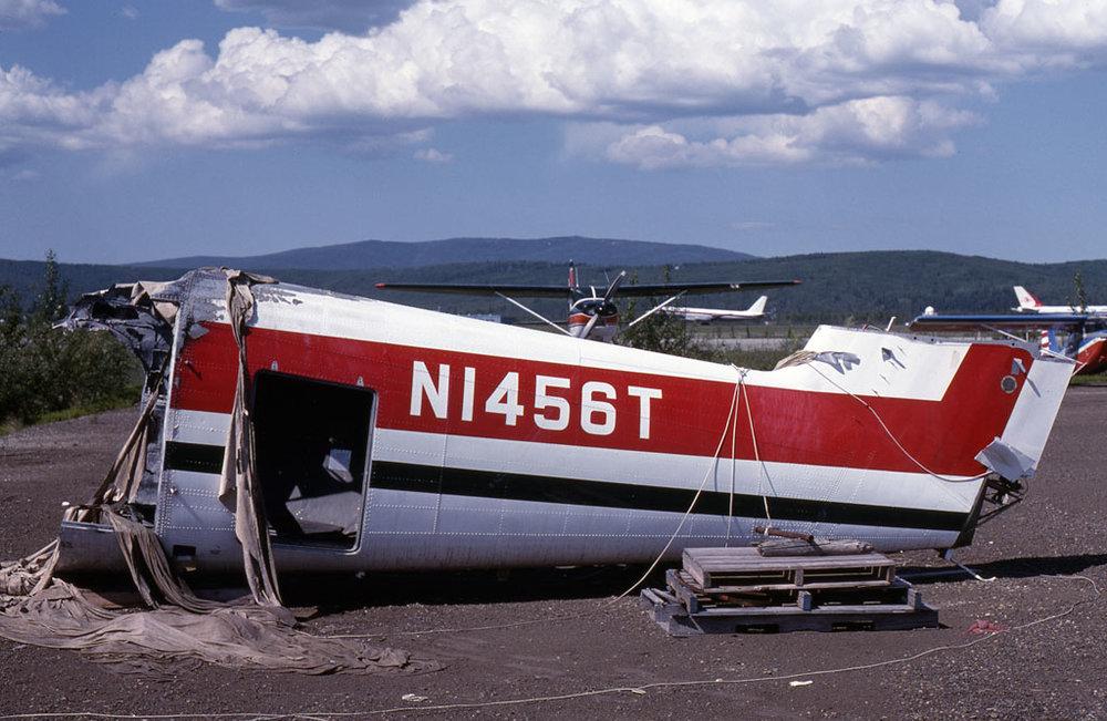 John Kimberley Photo © Fairbanks, AK Jul-1979