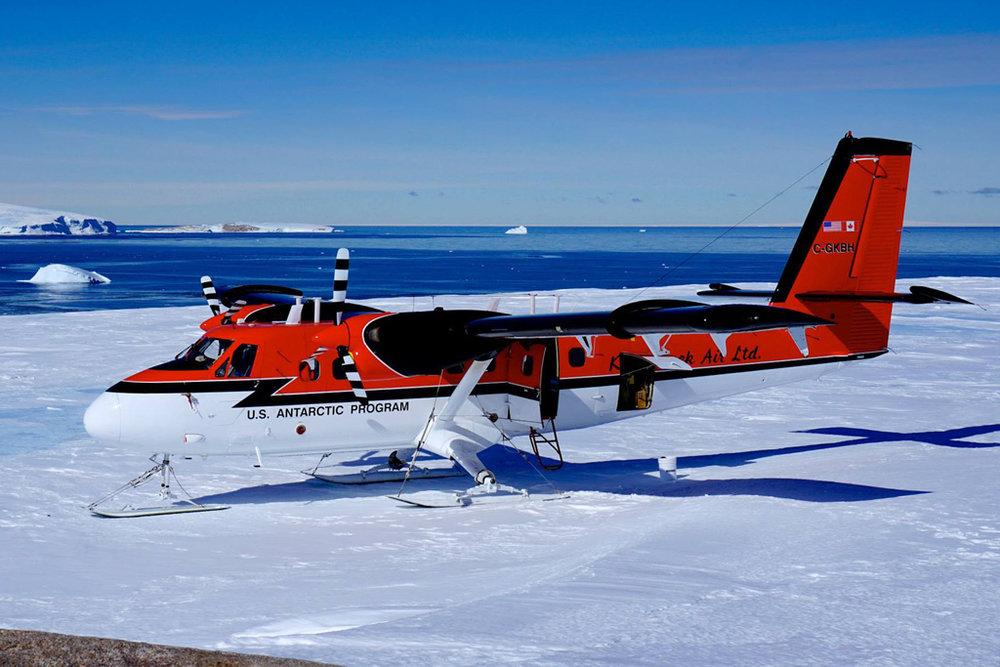 Steve Bursey Photo © Antarctica