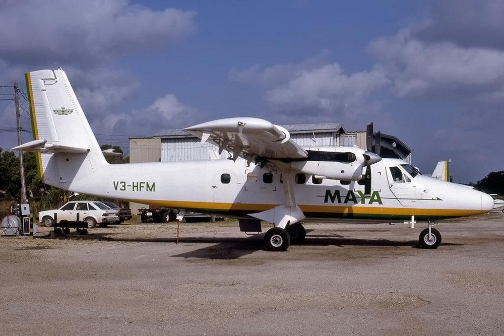 Photographer Unknown © Belize City Apr-1995