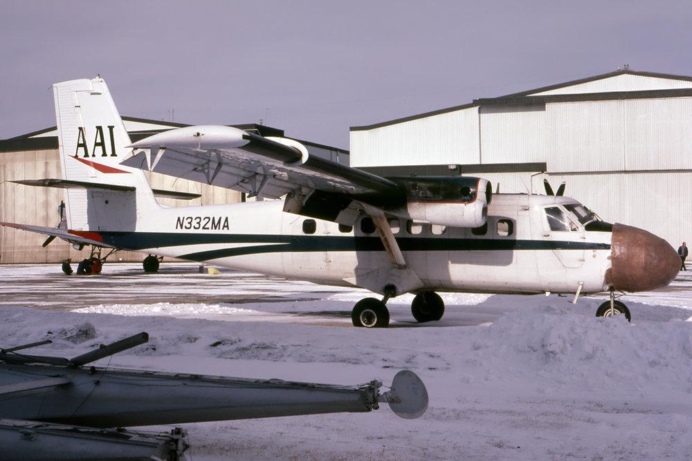 Michael J. Ody Photo © Calgary, AB Mar-1980
