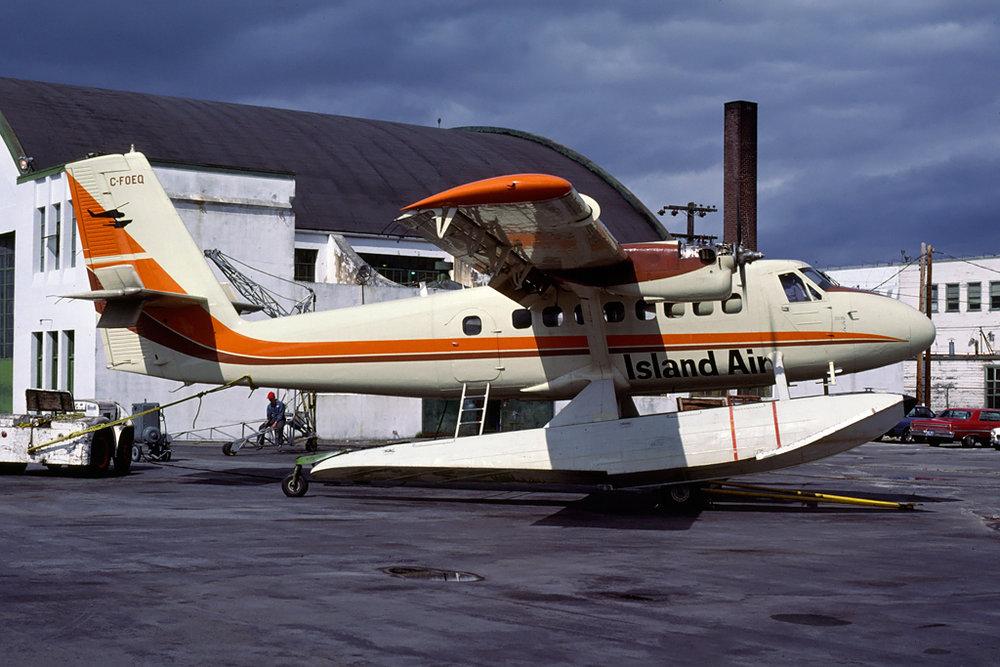 Kenneth I. Swartz/Aeromedia Communications Photo © Vancouver, BC 02-Aug-1980