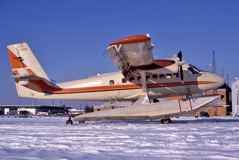 Kenneth I. Swartz/Aeromedia Communications Photo © Vancouver, BC 19-Dec-1980