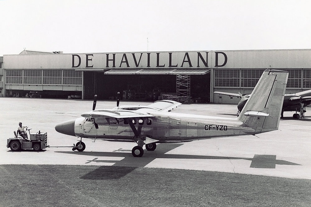 DHC Photo © Downsview 1969