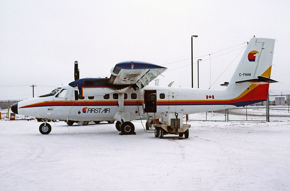 Henry Tenby Photo © Yellowknife, NT 13-Nov-1993