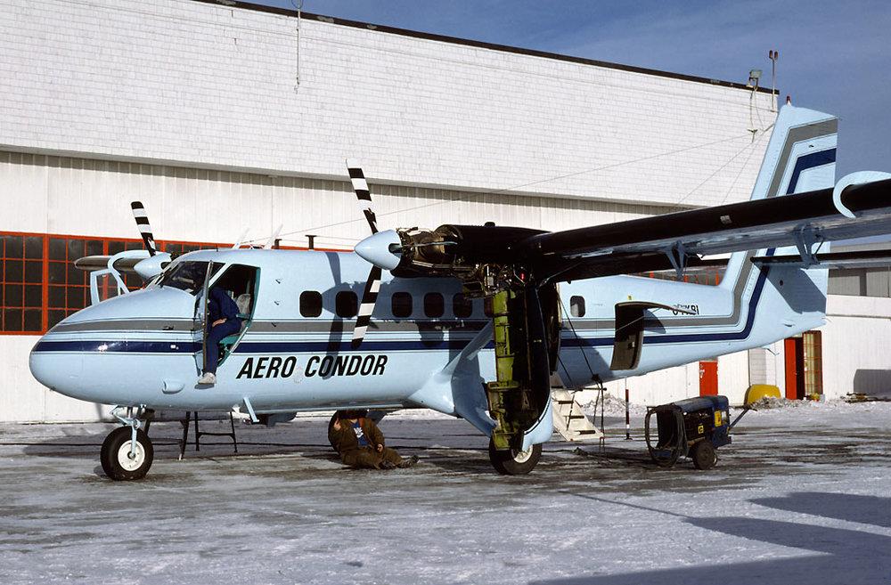 Dave Dunsmore Photo © Calgary, AB Dec-1990