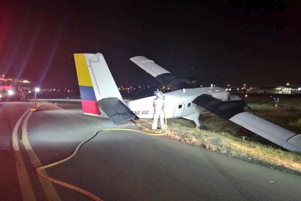 Aviacion Ecuador Photo ©