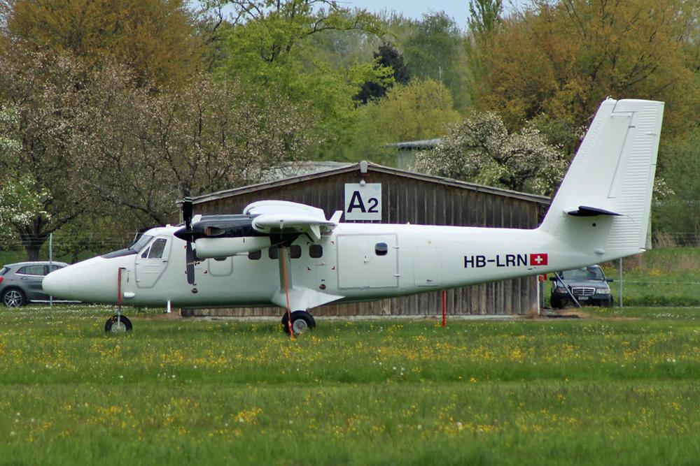 Eastwings Photo © Altenrhein 28-Apr-2016