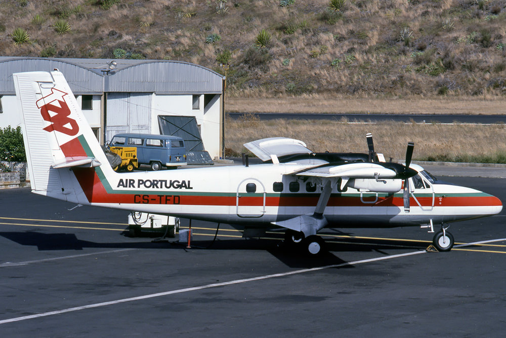 Dario Cocco Photo © Funchal 20-Aug-1983