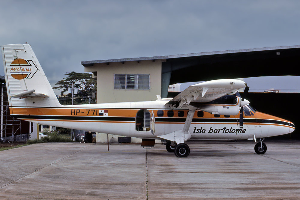 Photographer Unknown © Panama City Nov-1983