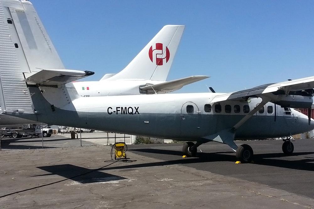 Gravitas Aviation Photo © Mexico City, DF 23-Sep-2015