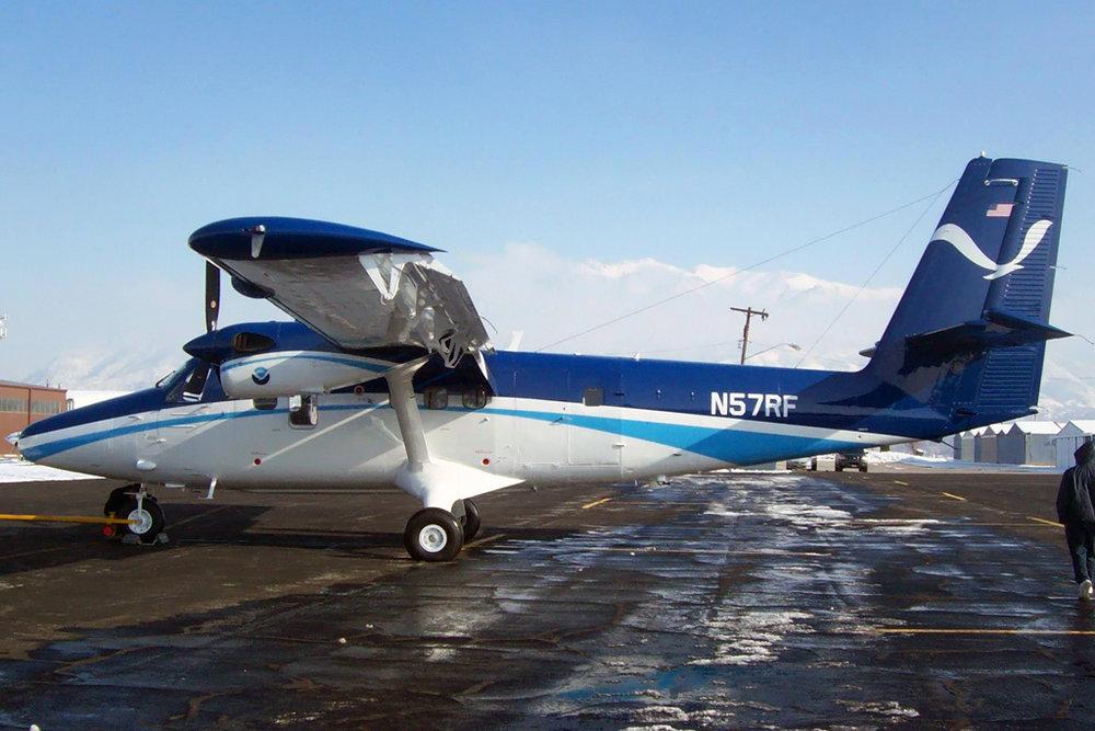 Straubes Aircraft Photo © Ogden, UT