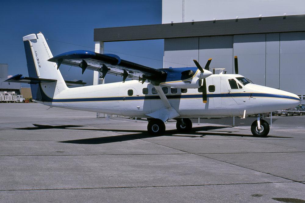 Kenneth I. Swartz/Aeromedia Communications Photo © Vancouver, BC 27-Jun-1976