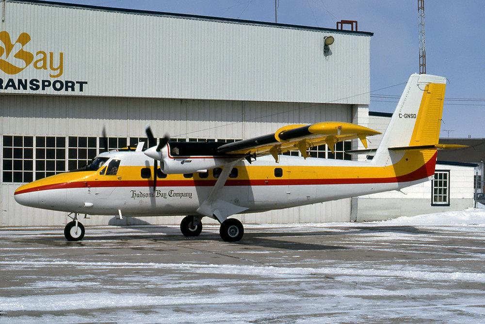 DHC Photo © Winnipeg, MB