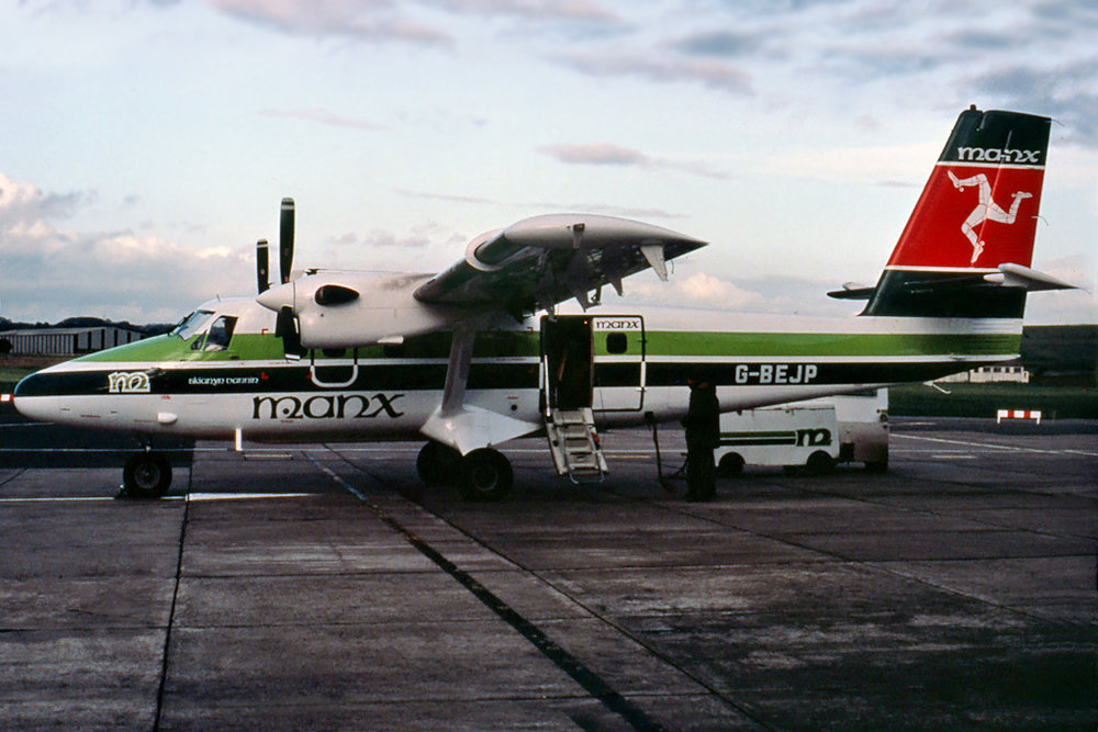 Photographer Unknown © Ronaldsway Nov-1983