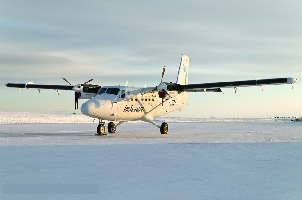 Air Labrador Photo © Goose Bay, NL