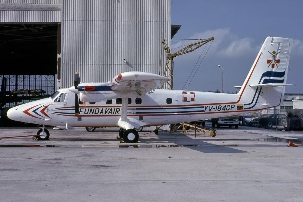 Nigel Chalcraft Photo © Opa-locka, FL Jun-1977