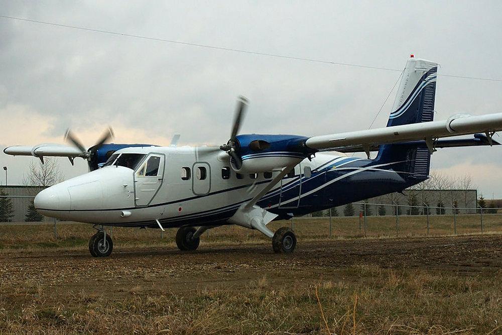 Erwin Aero Photo © Airdrie, AB