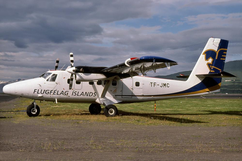 Aviation Trade Photo © Akureyri Aug-2006