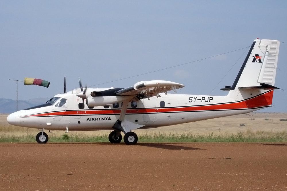Julian Mason Photo © Samburu Aug-2008